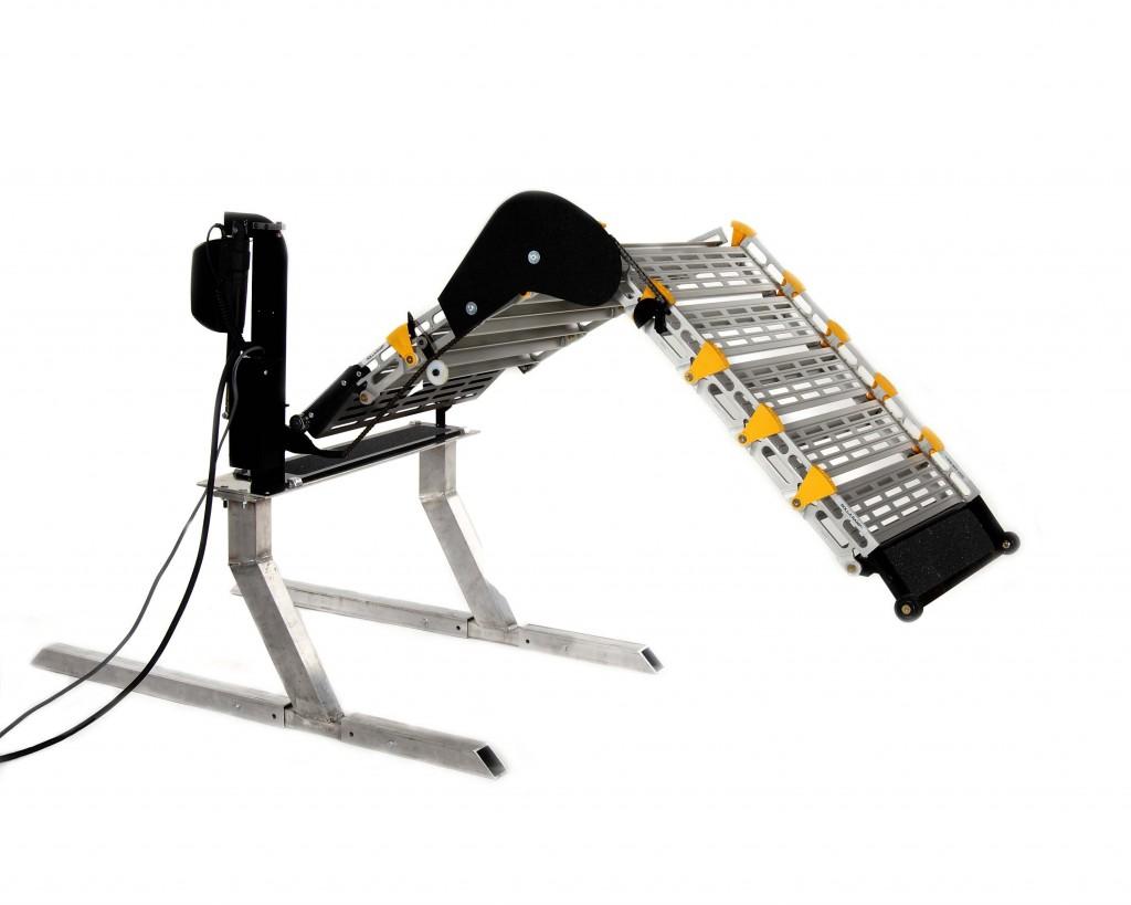 auto fold rollaramp